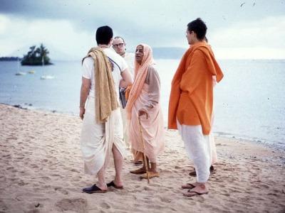 Srila Prabhupada on Mr. Lust