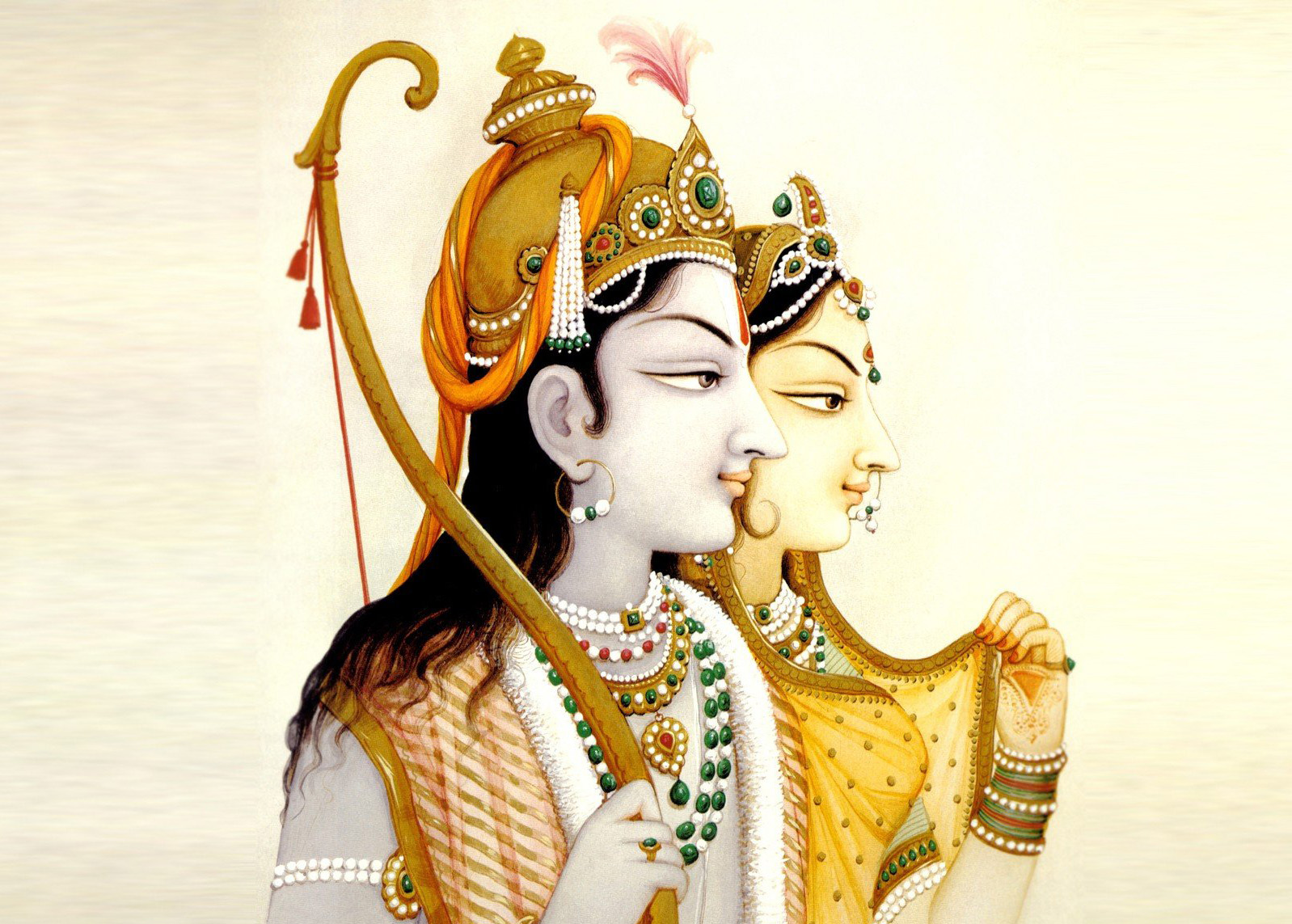 Mysteries of the Ramayana: The Real Reason Sita was Exiled by Rama – DevoteeMatch Blog