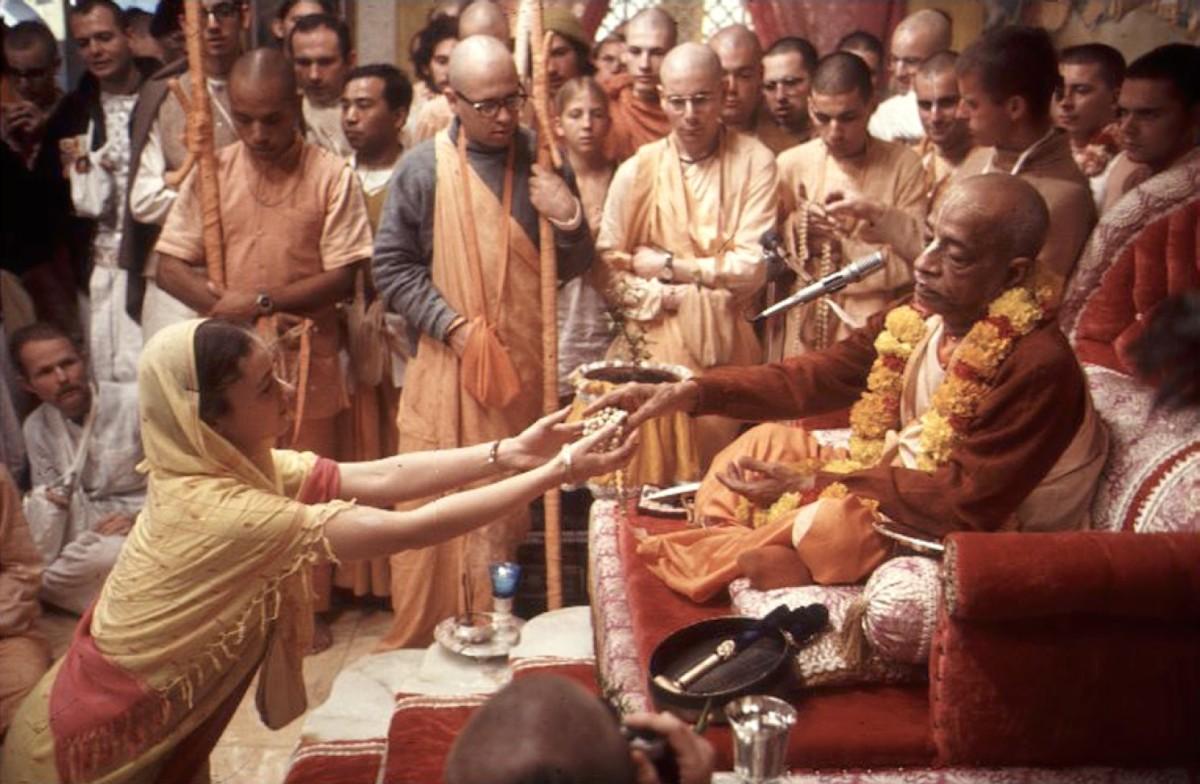 srila prabhupada's instructions for women