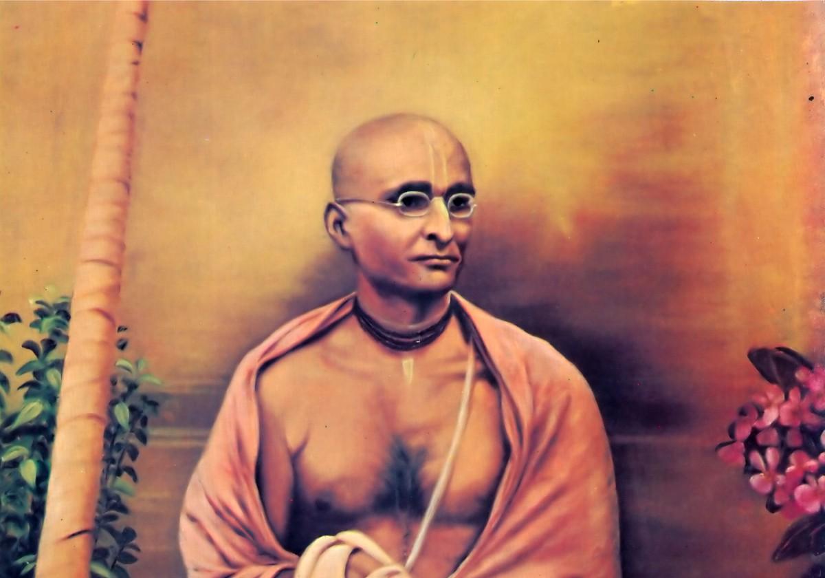 Srila Bhaktisiddhanta Sarawati Thakur